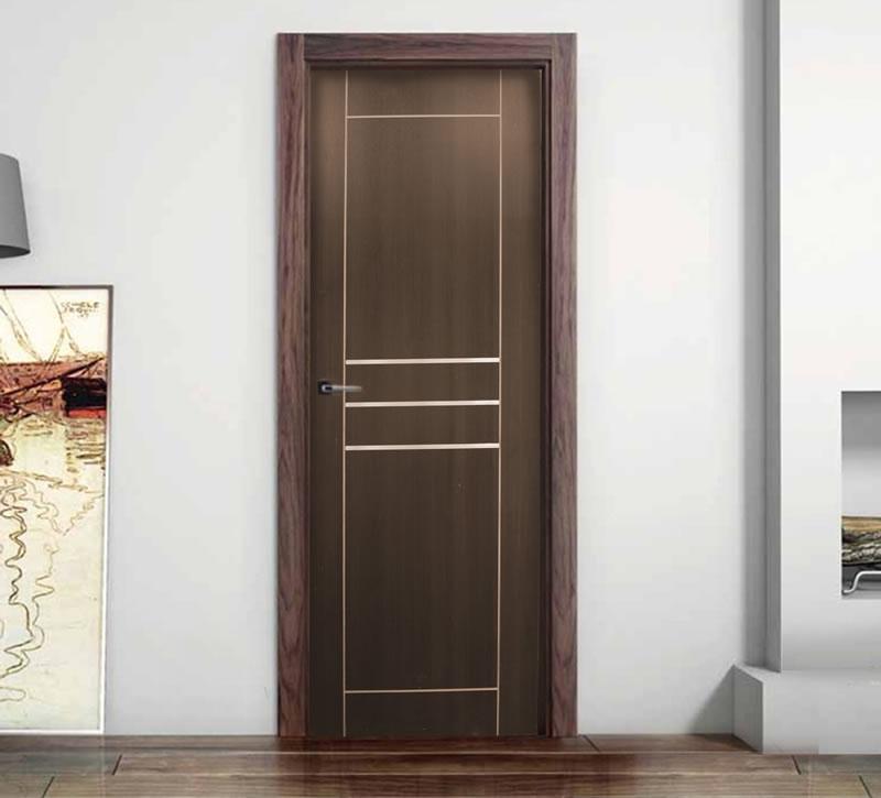 Puertas de occidente for Puertas en madera para interiores